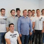 2014-2015 Szeged csapat