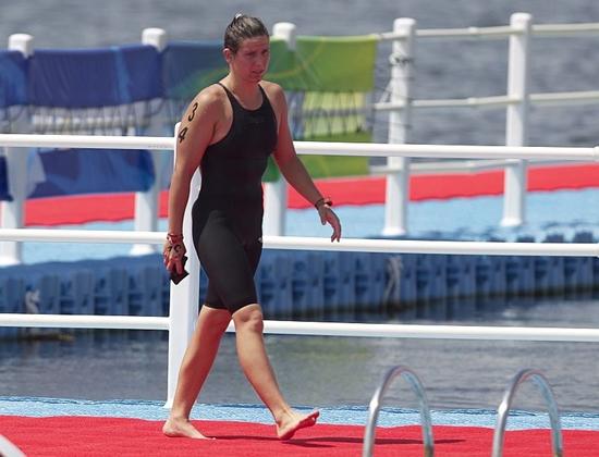Úszó vb - Kína - Risztov Évát kizárták 10 km-en