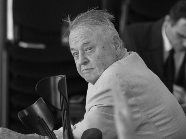 Konrád János (1941. augusztus 27. - 2014. november 26.). Fotó: MOB