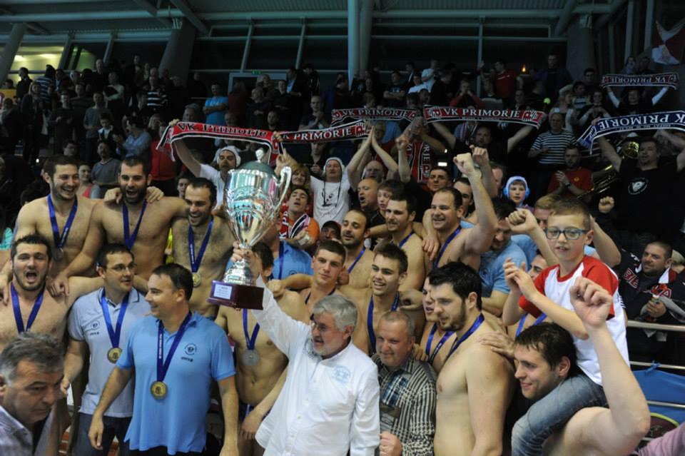 Primorje Rijeka regionalis liga bajnok