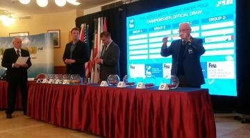 World Juniors draw 2015