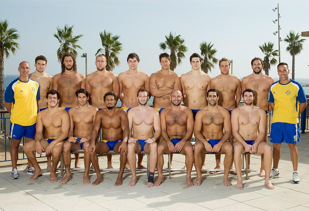 2014-2015 barceloneta csapata