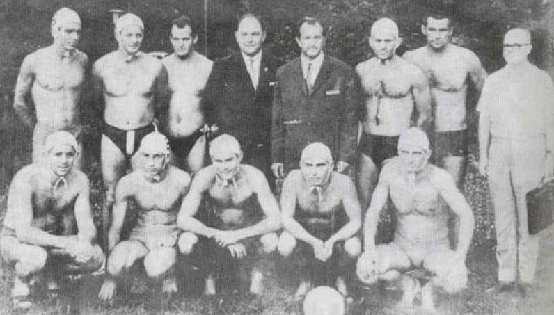 Szolnok 1964 bajnok csapat
