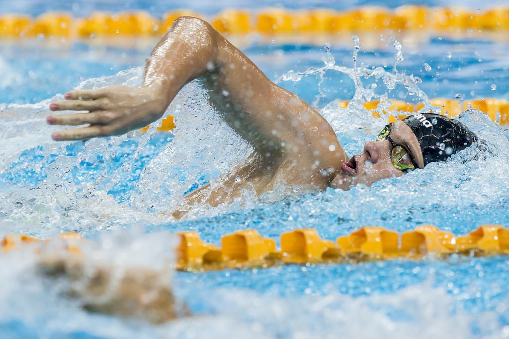 RASOVSZKY Kristof HUN 400 Freestyle Men Heats Day01 25/08/2015 - OCBC Aquatic Center V FINA World Junior Swimming Championships Singapore SIN  Aug. 25-30 2015  Photo A.Masini/Deepbluemedia/Insidefoto