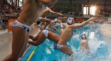 Olasz bajnokság: A Recco és a Brescia tovább menetel