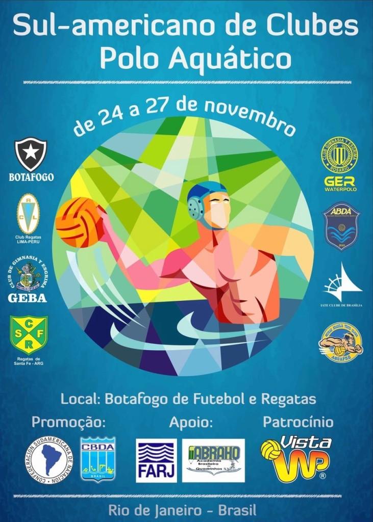 sulamericanodeclubesplakat