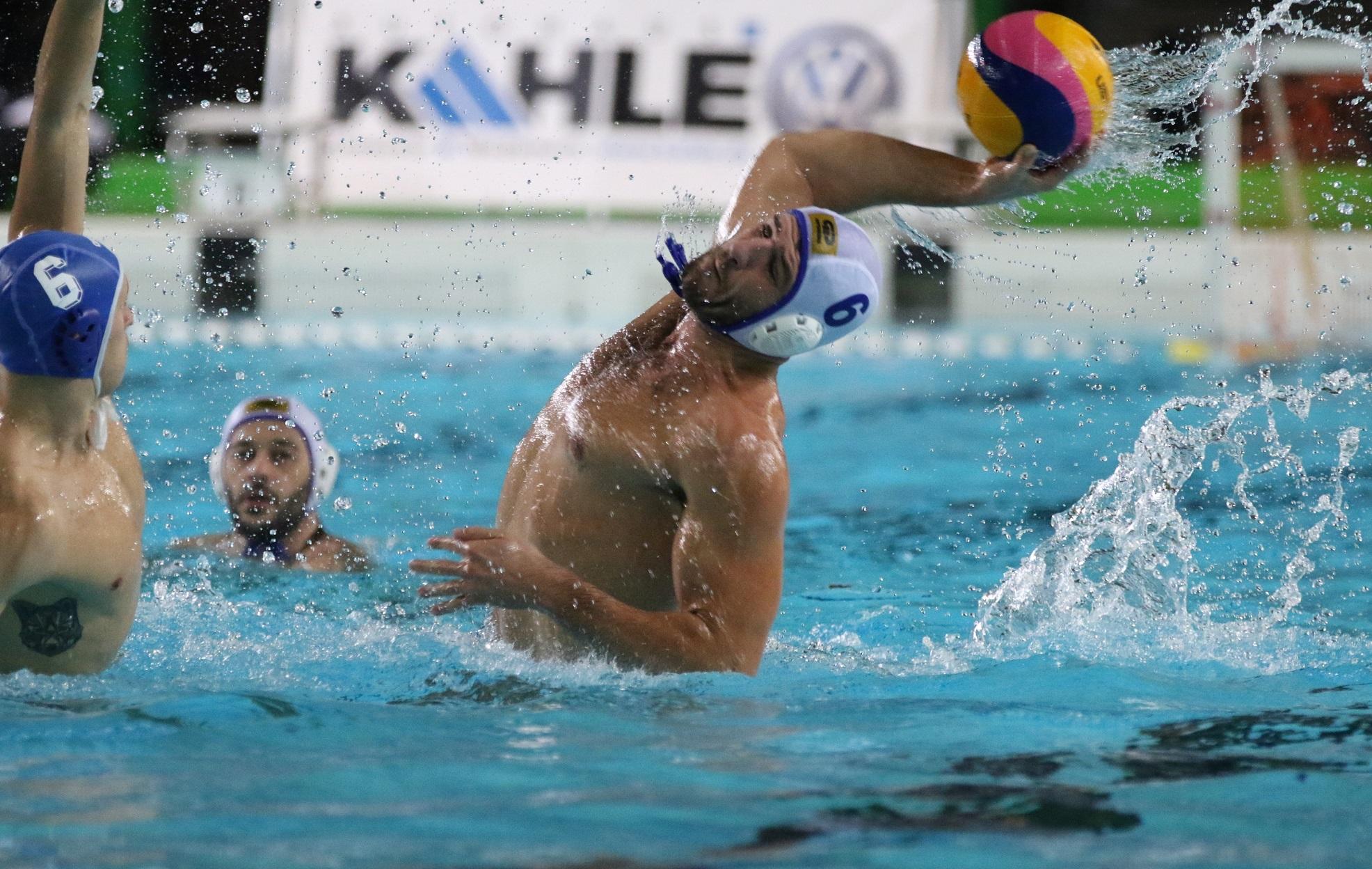 A montenegrói Aleksandar Radovic az egyik az öt olimpikon játékos közül, aki hétvégén harcba száll a kupagyőztes címért