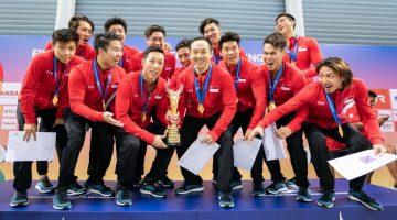 Challenger Kupa: ezüstérmes Steinmetz Barnabással Ausztria
