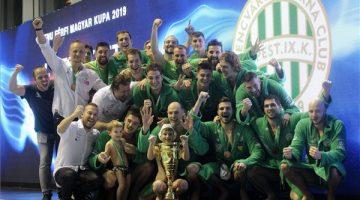 Örömittas szavak a Magyar Kupa-győztesektől