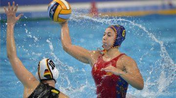 Habkönnyed spanyol győzelem a vízi Eb-n