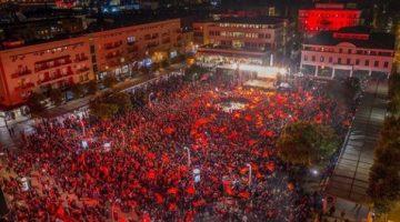 Hatalmas ünneplést csaptak a montenegróiak az Eb bronz után – videó