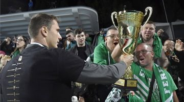 Szív és a csapat diadala volt – Örömittas szavak a Magyar Kupa-győztestől