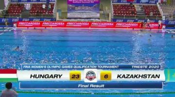 Női olimpiai selejtező: könnyed győzelem Kazahsztán elleni is
